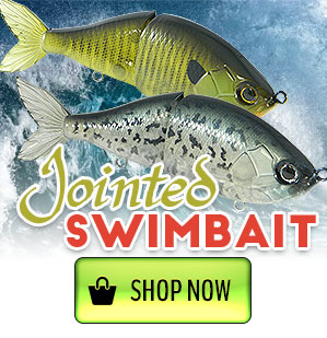 JB Alive Glide Jointed Swimbait